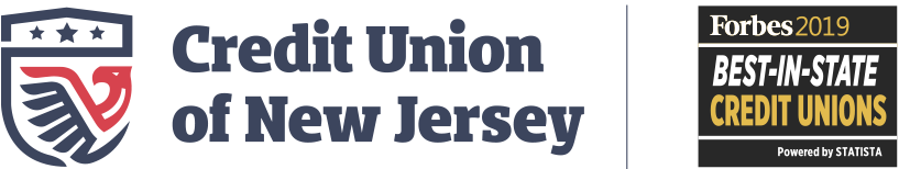 Credit Union of New Jersey home | mobile logo