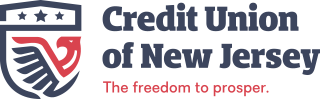 Credit Union of New Jersey home | desktop logo